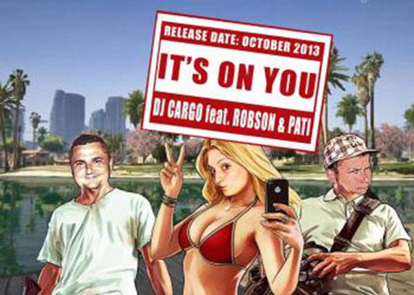 Dj Cargo feat. Robson & Pati - It's On You