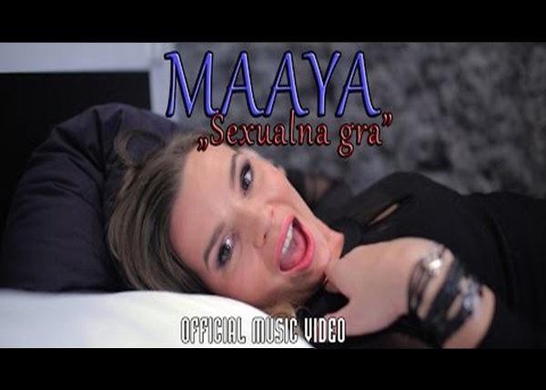 Maaya - sexualna gra